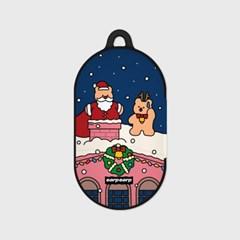 Roof on santa(Buds hard case)_(1705355)