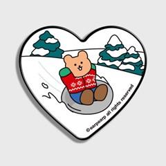 Snow sliding covy(하트톡)_(1705339)