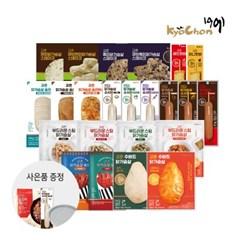 [교촌] 닭가슴살/소시지 23종 골라담기