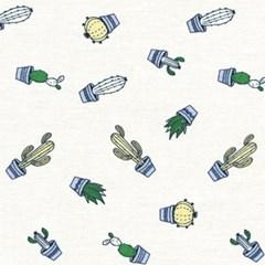 홈메디 리폼 패브릭 스티커 - 프리선인장 A4