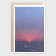 카드 / 117 태양