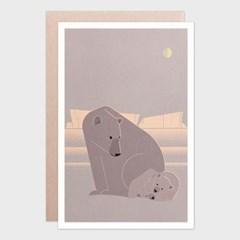 카드 / 113 북극곰