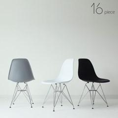 16피스 에펠 체어 카페 식탁 인테리어 의자 멜 스틸