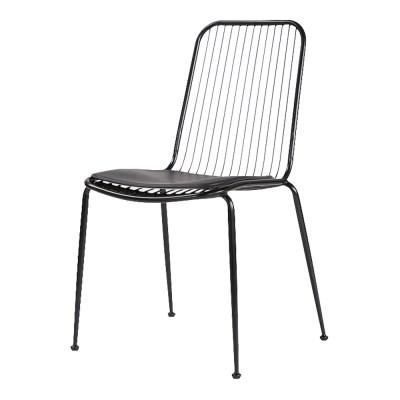 라인 철제 의자[SH003321]
