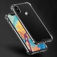 아이폰12프로맥스 불사 방탄 슬림 젤리 케이스 P565_(3426026)
