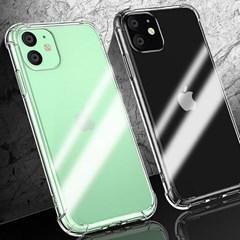 아이폰8 불사 방탄 슬림 커버 젤리 케이스 P565_(3426017)