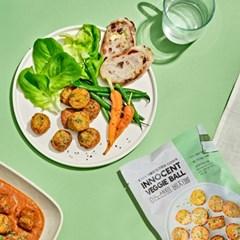 이노센트 베지볼 (100gx5팩) *맛있는 비건식단, 식물성 콩고기*