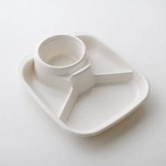 이노마타 바베큐 사각접시