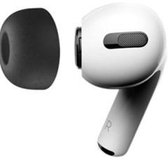 PZOZ 정품 에어팟 프로 메모리폼 이어팁 폼팁 커널형 인이어