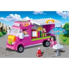 반바오 블럭 아이스크림 트럭 트렌드 시티 시리즈