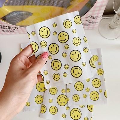Smile Paper Bag 스마일종이백 (10장)