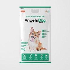 엔젤스독 전연령 강아지 사료 5kg