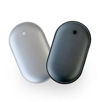 소이믹스 양면발열 충전식 휴대용 손난로 보조배터리 SO-HOT1