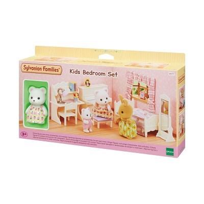 5377-북극곰 소녀의 키즈 룸 세트_(1586439)
