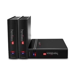 새로텍 HardBox 3.0 / 2TB SATA HDD (USB2.0 & USB3.0 / 외장하드)