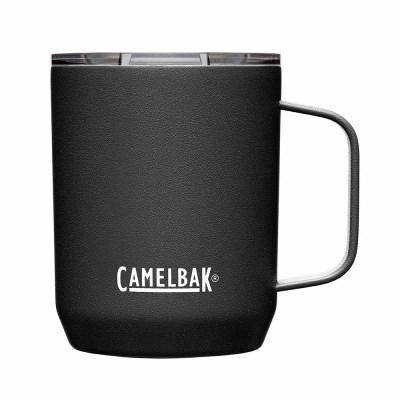캠프 머그 컵 350ml - BLACK
