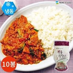 미미 제육덮밥 소스 230g x 10봉