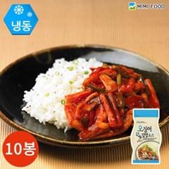 미미 오징어덮밥 소스 230g x 10봉