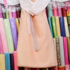 정엽주단 봄견 한복 치마