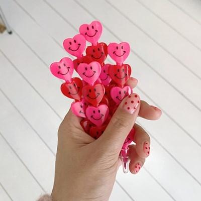 Heart Smile Colored Pencil 하트스마일색연필
