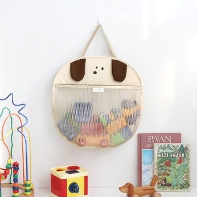 코니테일 캐리 욕실정리망 - 퍼피 (그물망 장난감 가방 메쉬 백 아기