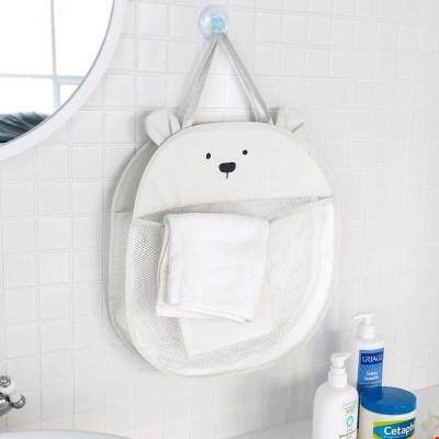 코니테일 캐리 욕실정리망 - 베어 (그물망 장난감 가방 메쉬 백 아기
