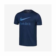 나이키 남성 런 티셔츠 928408-478_(3272829)
