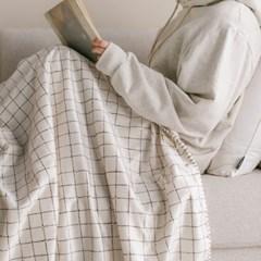 [1+1] 양털 극세사 담요 100x150 -디자인선택