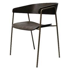 루아 철제 의자[SH003164]