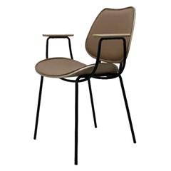 라비 우드 팔걸이 의자[SH003167]