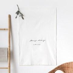 띵스 패브릭 포스터 - 롱