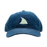 [Hardinglane]Adult`s Hats Shark Fin on Navy