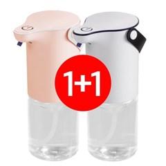 에코너-D1 충전식 자동 디스펜서 320ml 핸드워시 2개