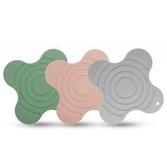 국산 플라이토 실리콘 쿠션 냄비받침