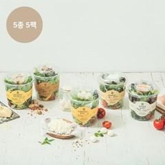 스낵디 샐러드 5종 5팩