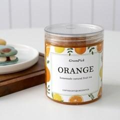 그린픽 데일리 홈카페 오렌지청 선물