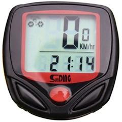 이거 하나로 끝 비접촉 디지털 자전거 속도계 거리계