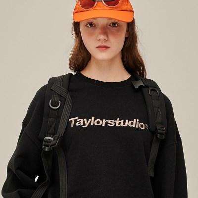 테일러스튜디오 ML 맨투맨 (블랙)