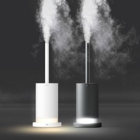 [미로]완벽세척 UV살균 무드등 초음파 가습기 NR10A / IoT AI 증정