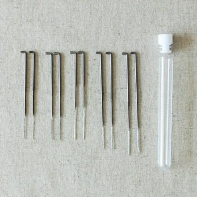 니들펠트 바늘 보급형 (5가지 사이즈) 10개