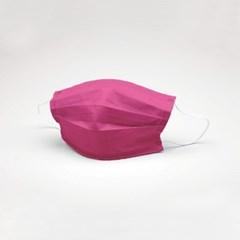 POPme 컬러마스크 핑크 5매 리유저블 파우치