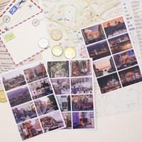 [제미포티] 여행 데코 스티커 _ 이탈리아