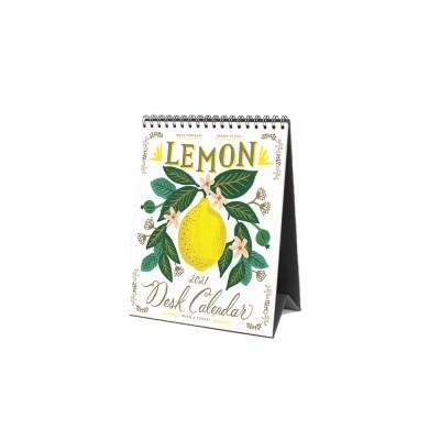 2021 Lemon 탁상 달력 캘린더