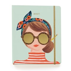 [Rifle Paper Co.] 2021 Type A 17 Month Planner_(409035)