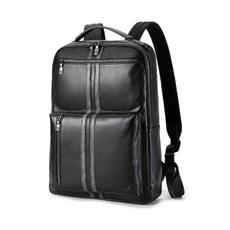 [Bison Denim] 심플 캐쥬얼 백팩 N20077/소가죽가방/정장가방