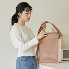 [13, 14인치 노트북가방] W백 베이지