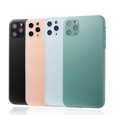 아이폰 강화유리 케이스 아이폰11 프로 맥스 PRO MAX FXA39