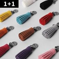 [1+1] 13 Color 스웨이드 태슬