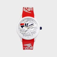 FILA 필라 38-129-206 공용시계 우레탄밴드 손목시계