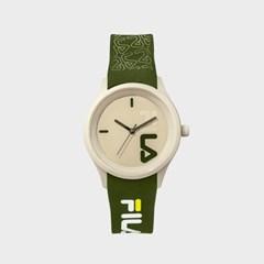 FILA 필라 38-129-213 공용시계 우레탄밴드 손목시계